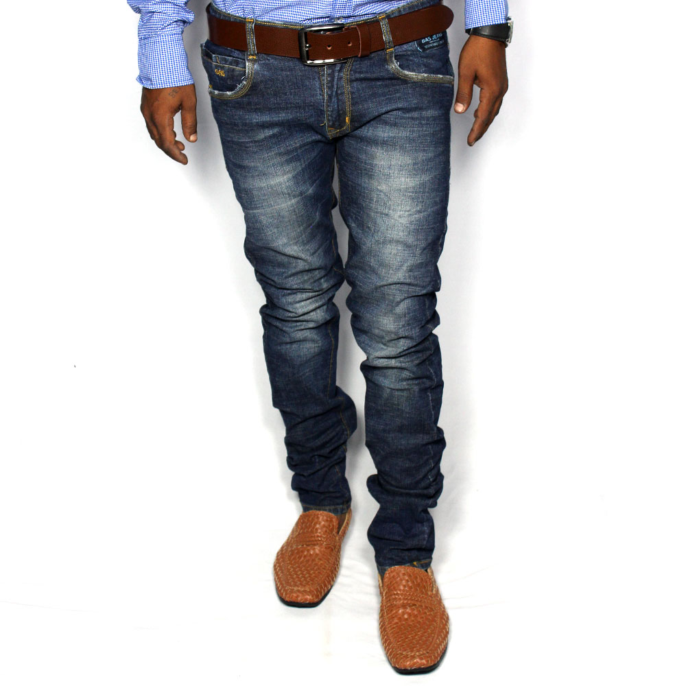 Gas Men's Casual Jeans MCJN0019-1