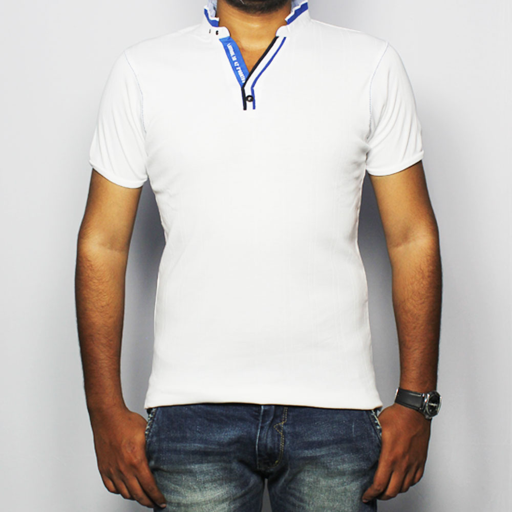 6TY-8 Men's Casual T-Shirts MTS0002