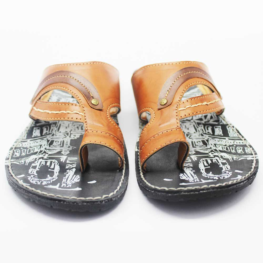 BLACK MAGIC MEN'S SLIPPERS - MSLP0006-1