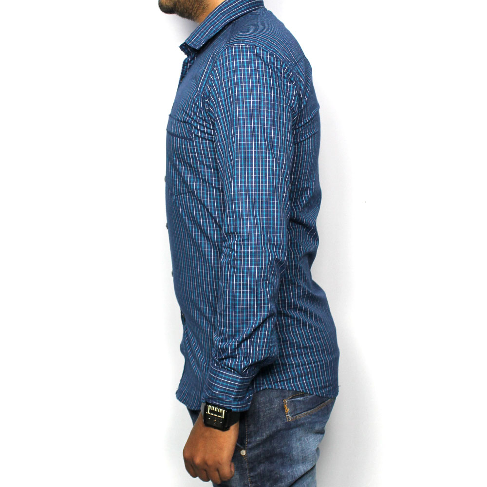 BLUE RAYS Men's Casual Shirts-MCSH0004