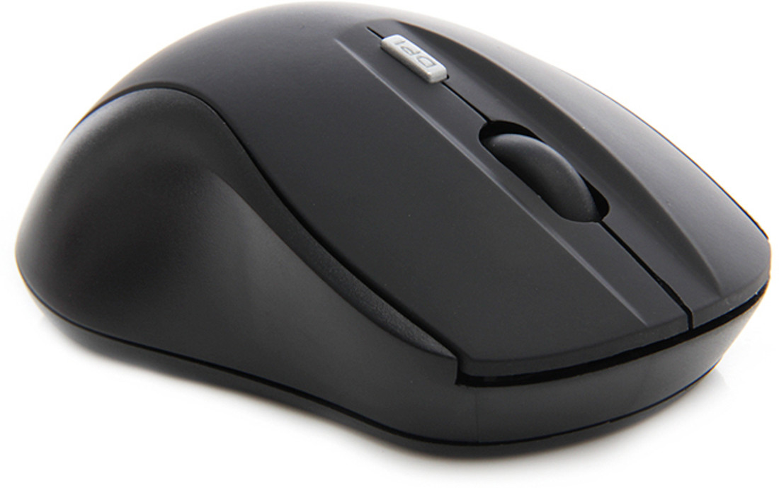 DigiFlip WM001 Wireless Optical Mouse with Adjustable DPI