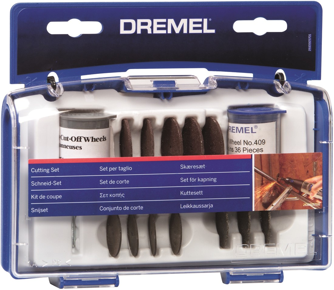 Dremel Cutting Accessories 68 Pieces Set