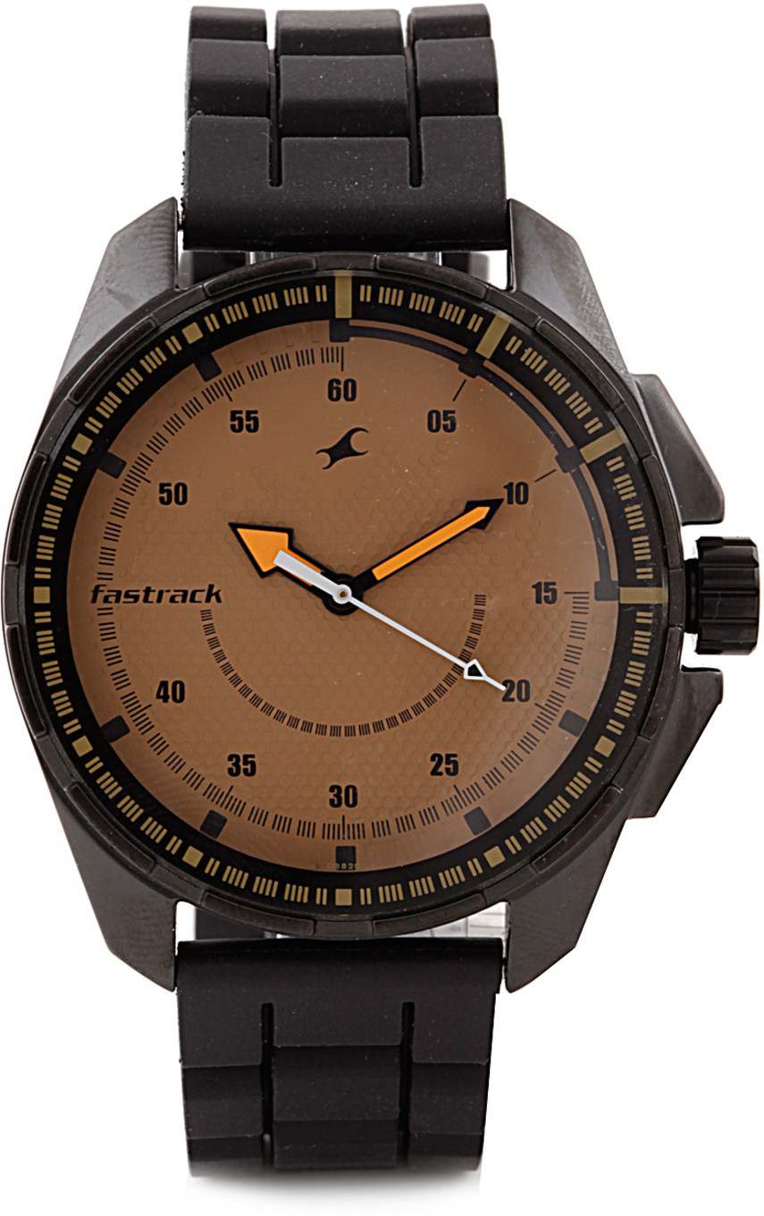 Fastrack Commando Analog Watch