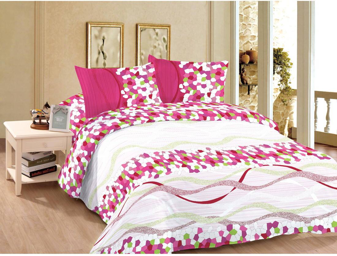 Good Karma Julie Grillz Flat Double Bedsheet