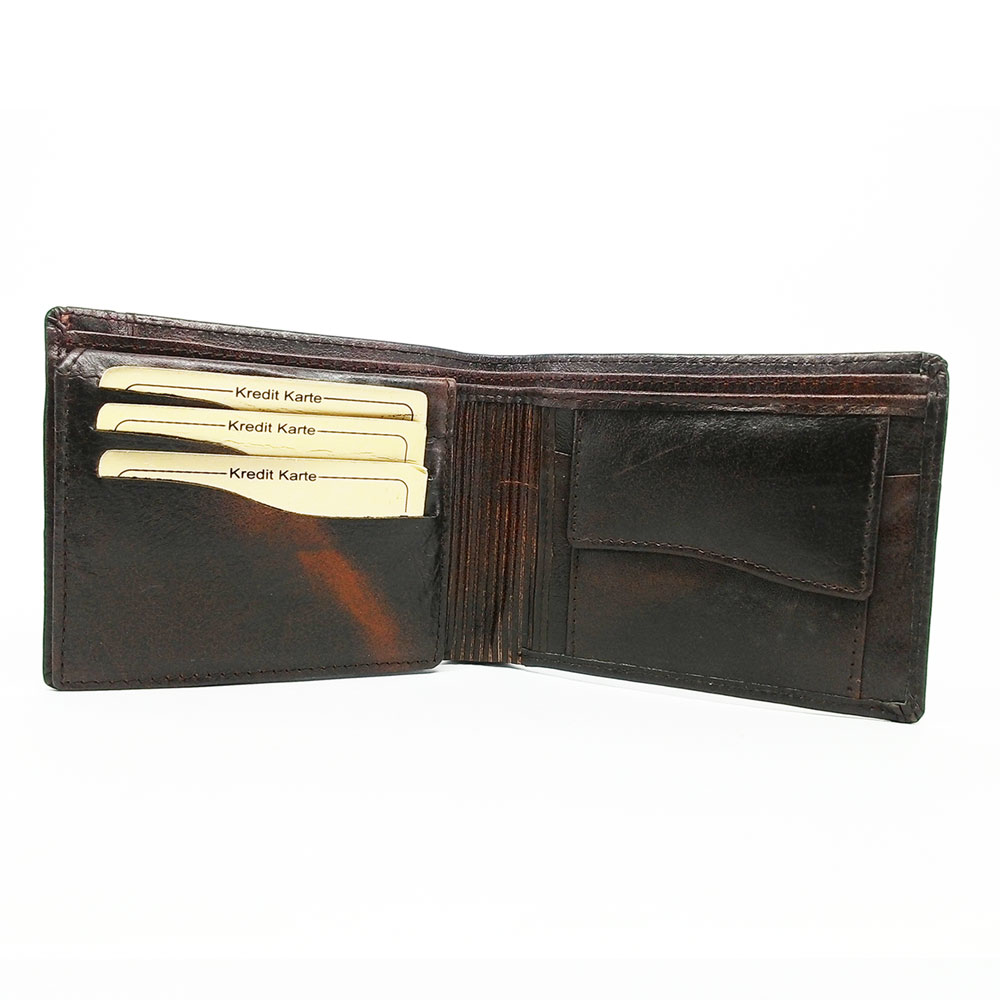 Ikra Leather Wallet-MLWA0005