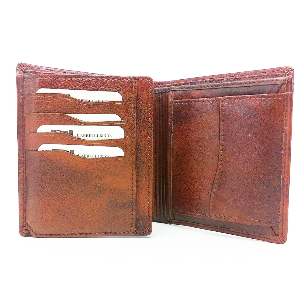 Ikra Leather wallet-MLWA0002