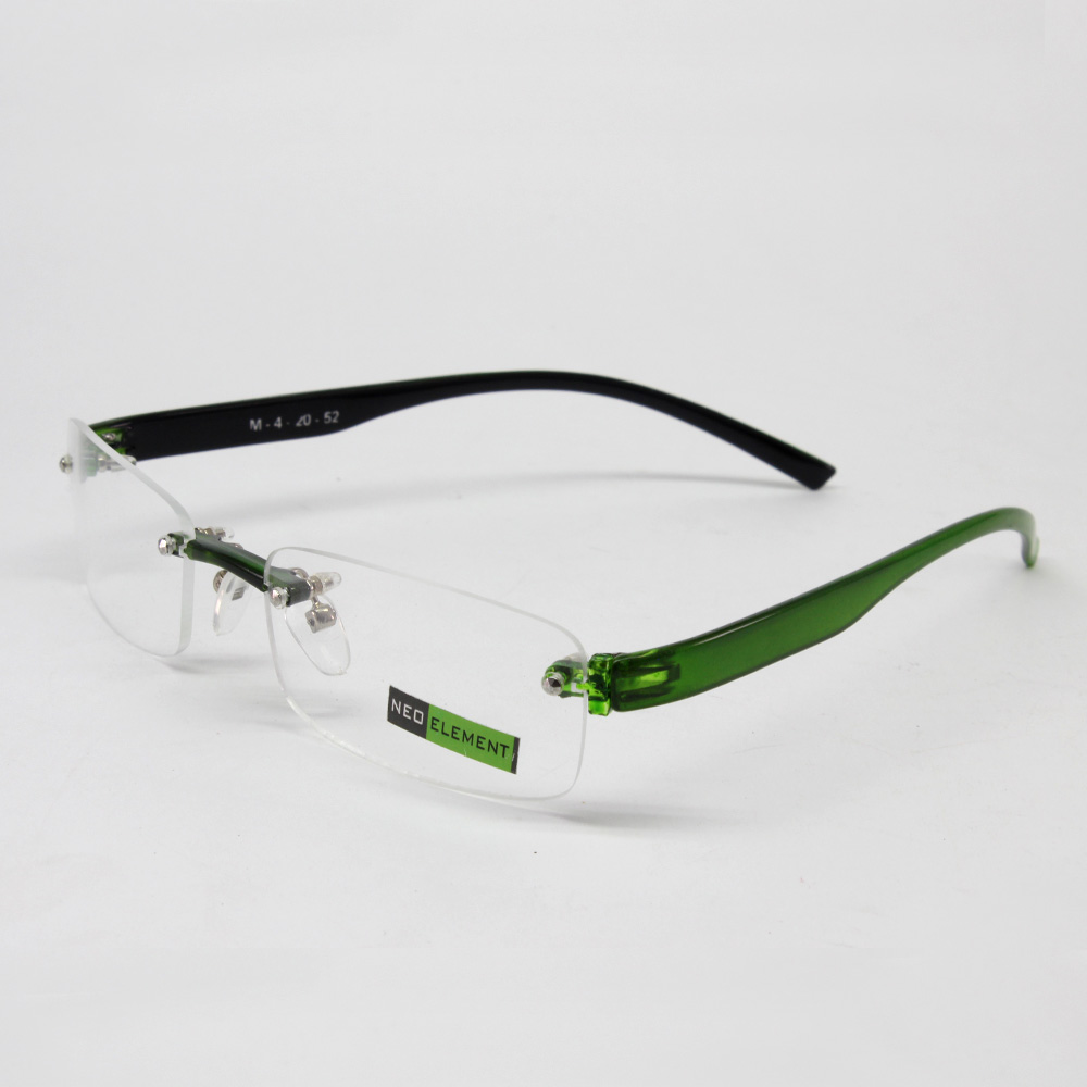 Rimless Eye Frames MEFR0001