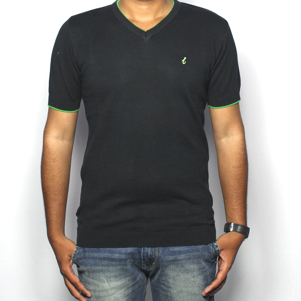 IJC Men's Casual T-Shirts MTS0015