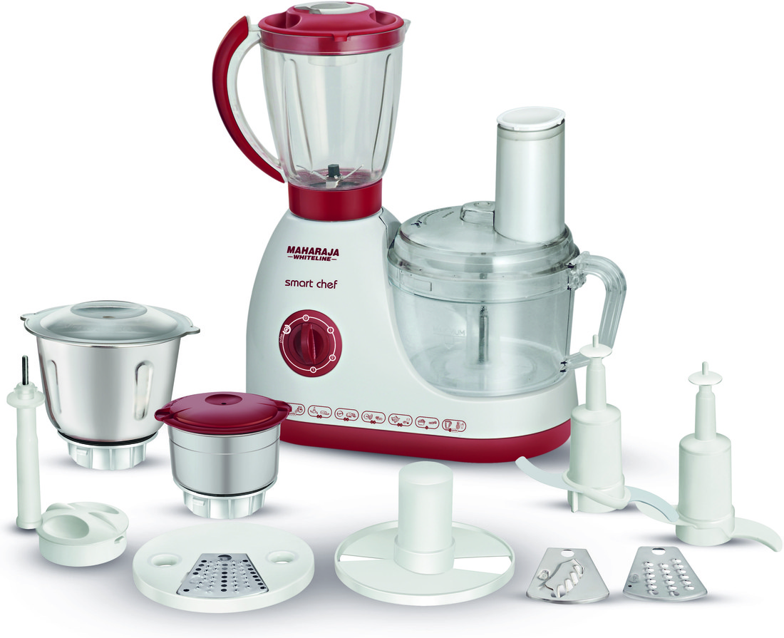 Maharaja Whiteline SmartChef 600 W Food Processor