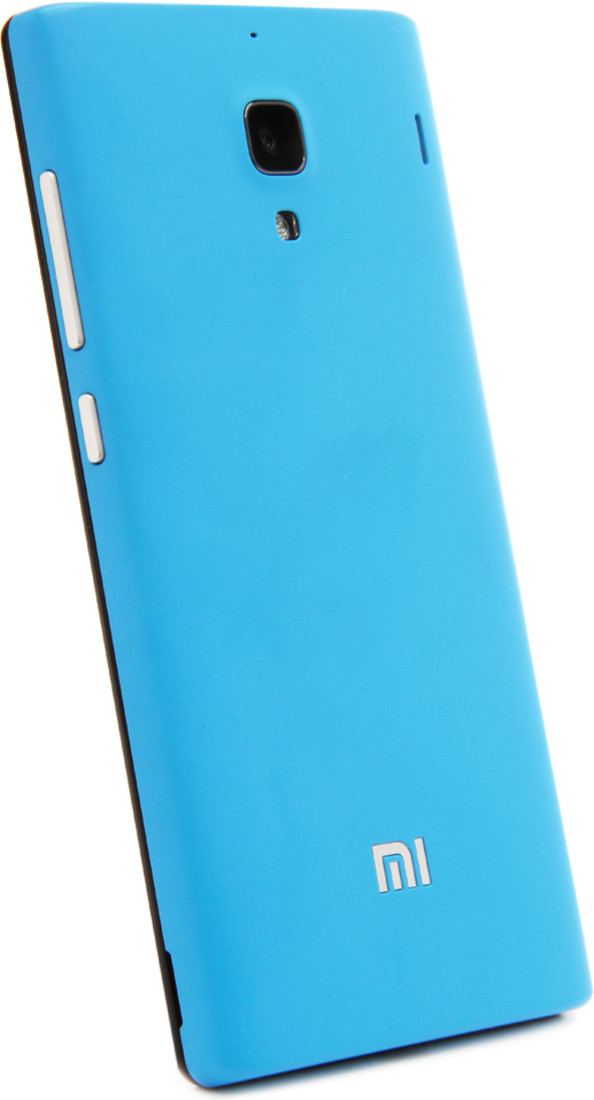Mi Back Replacement Cover for Mi Redmi 1S(Blue)