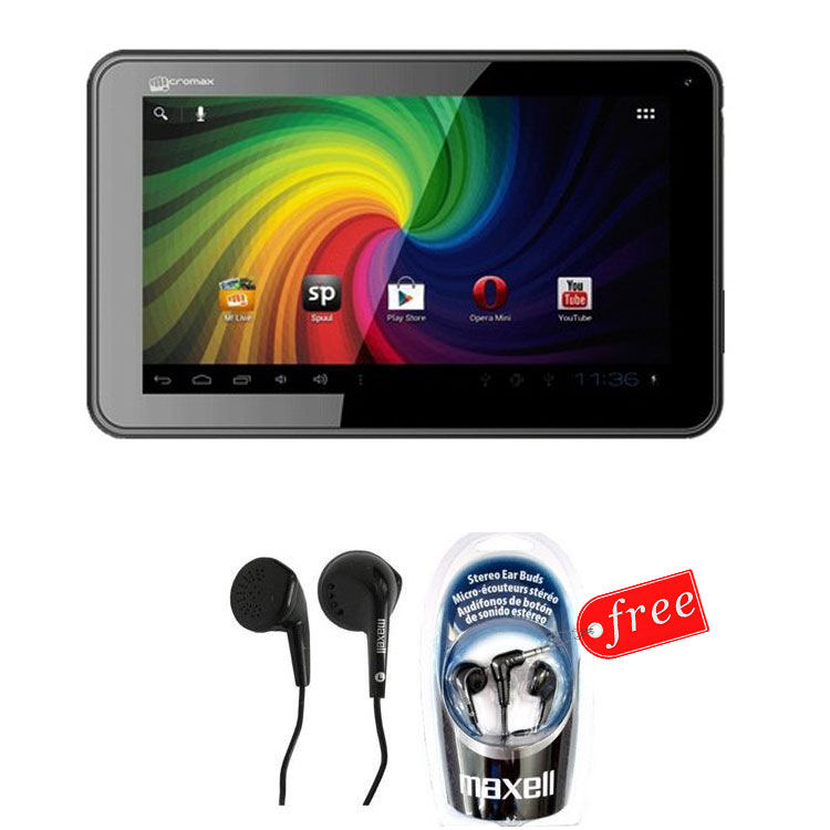 Micromax Funbook P255 7 Inch Tablet