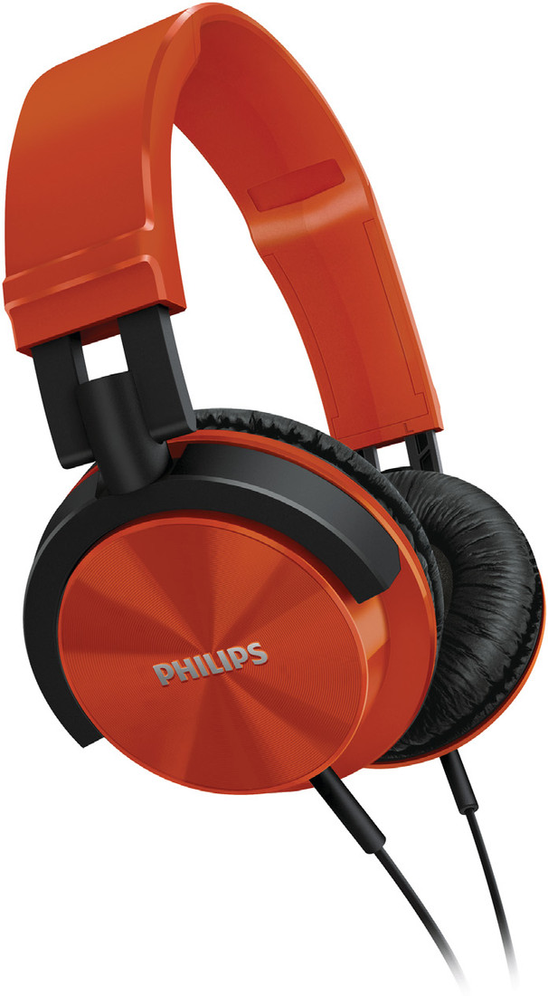 Philips SHL3000RD Over-the-ear Headphone