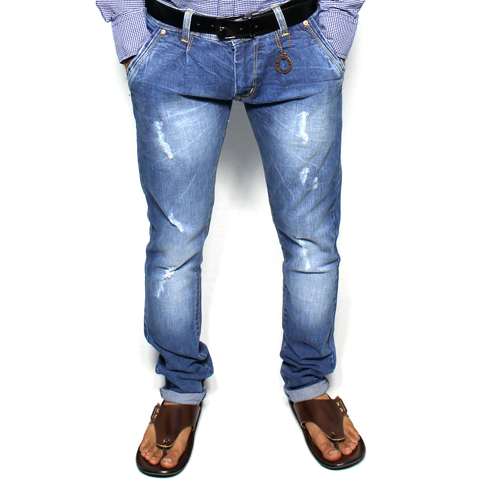 SUPER NINE Men's Casual Jeans MCJN0004-2