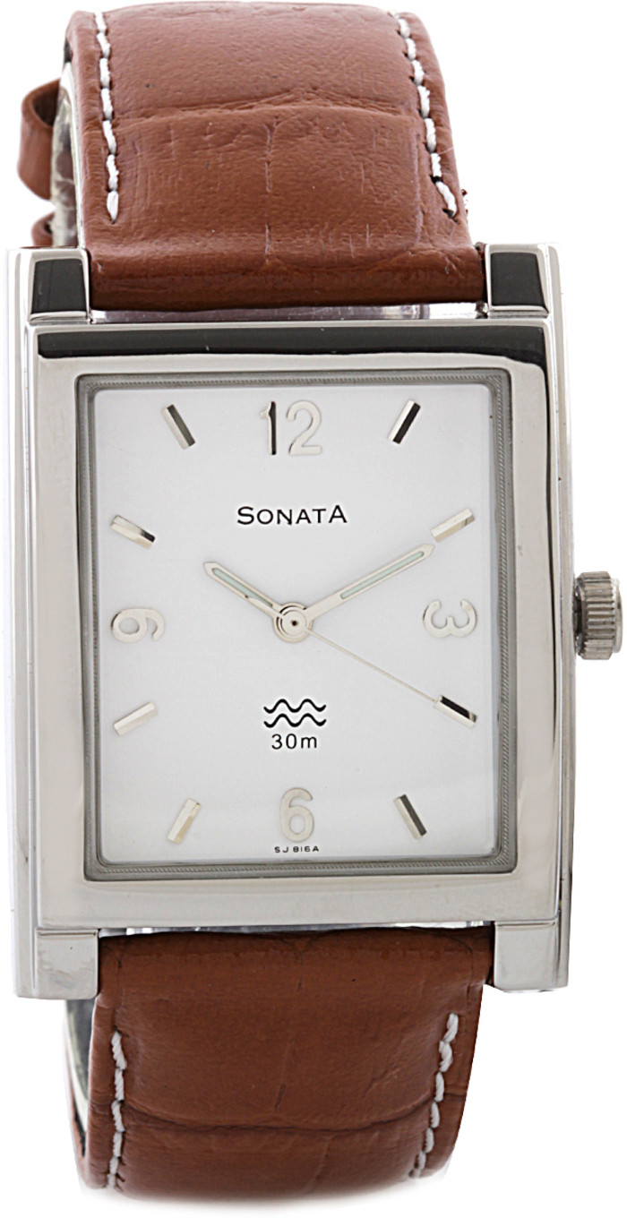 Sonata Yuva Analog Watch