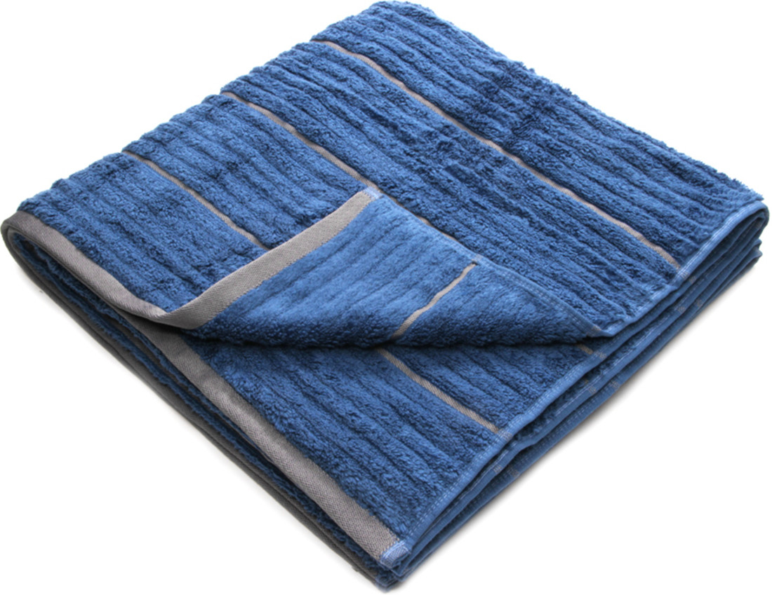 Spaces Exotica Ribbed Bath Towel