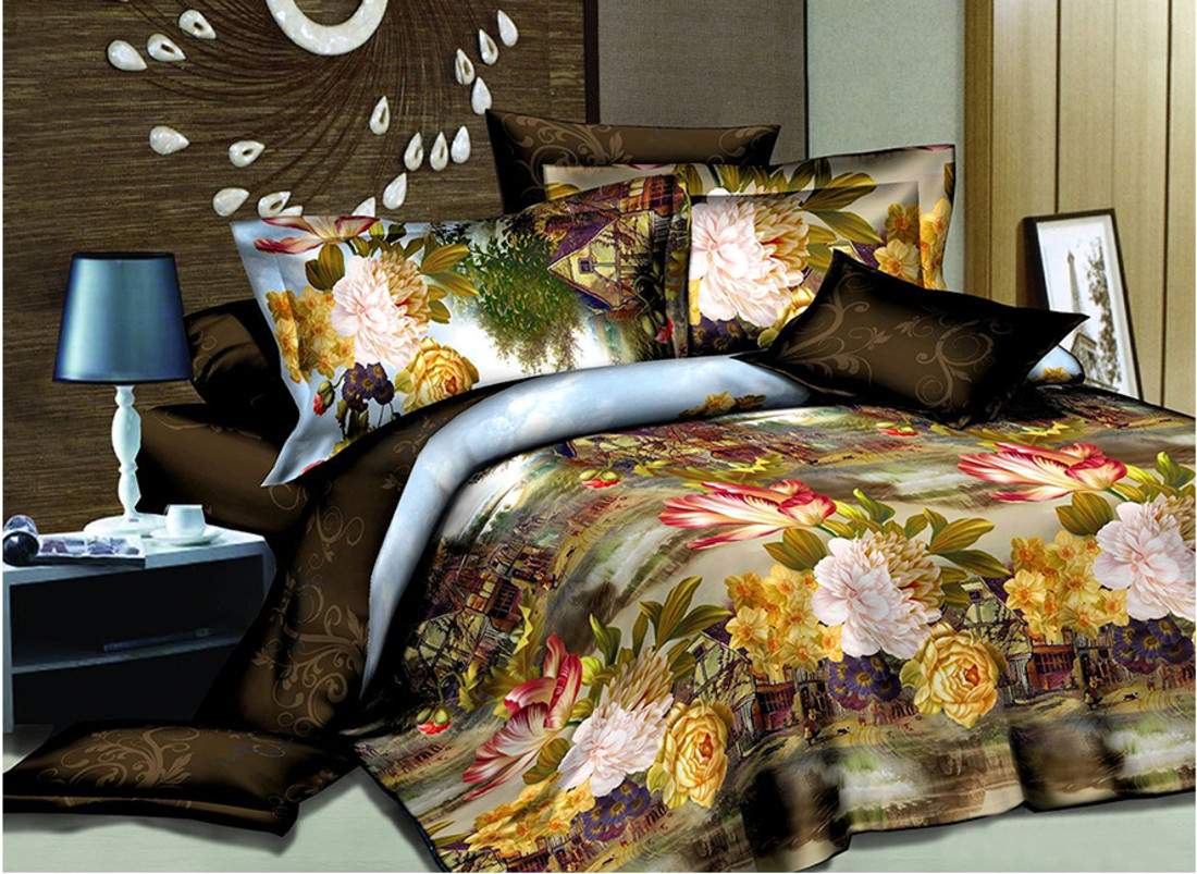 Story @ Home Double Bedsheet