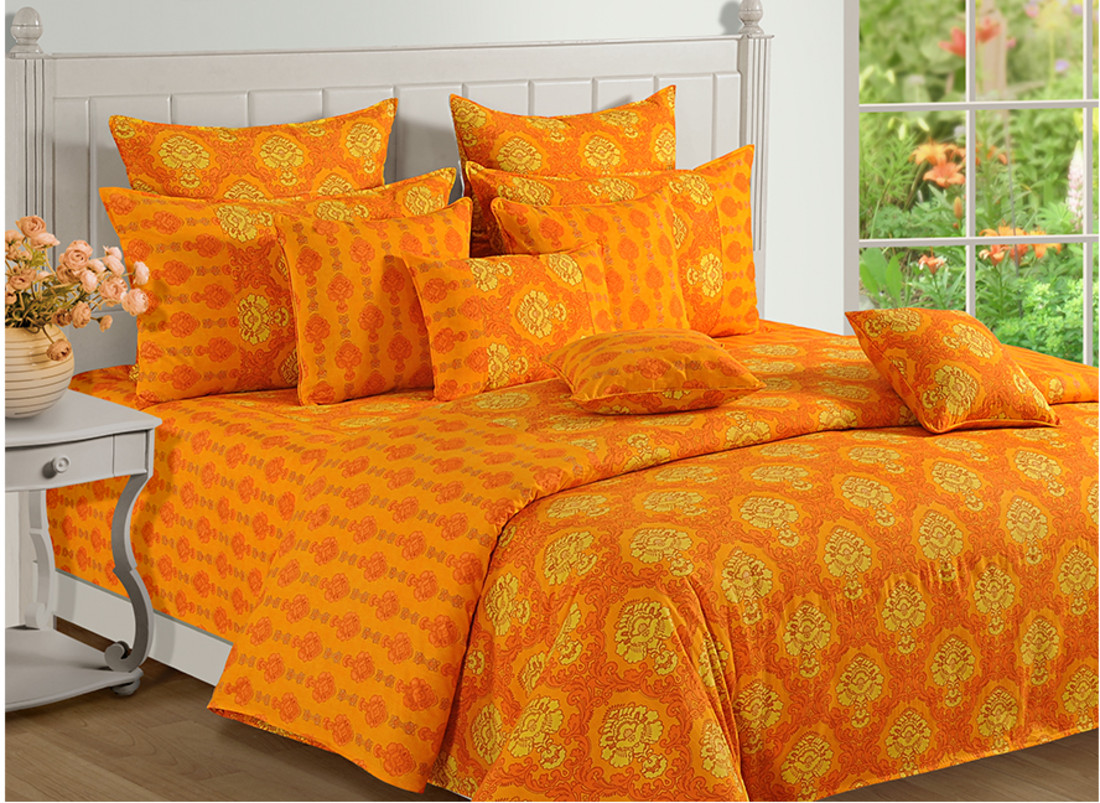 Swayam Shades of Paradise Bedding Set