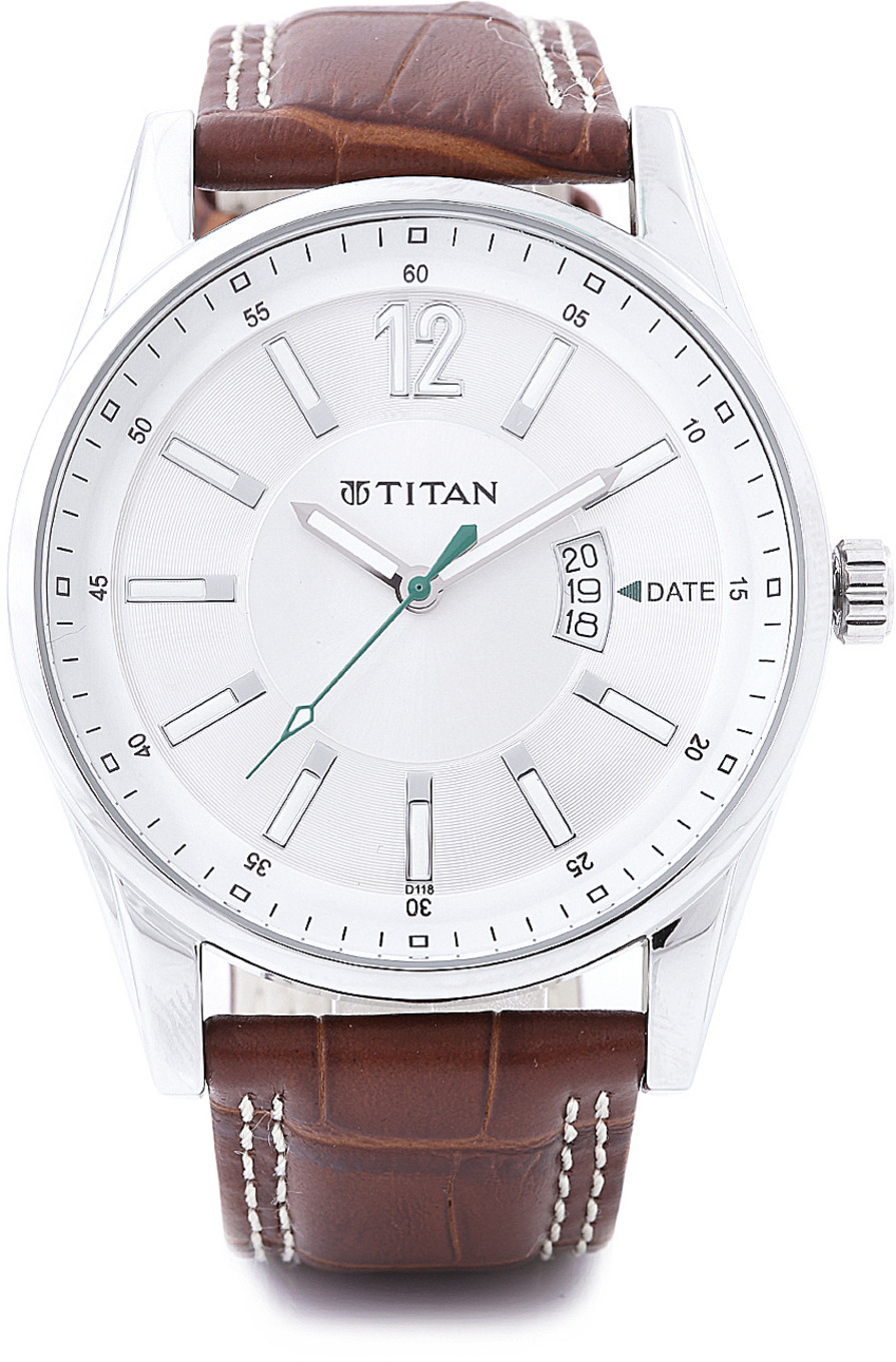 Titan Octane Analog Watch