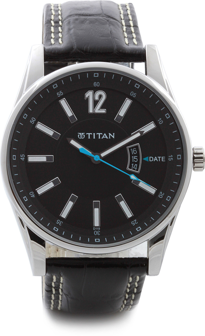 Titan Purple Analog Watch